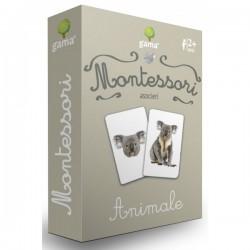 Carti de joc Montessori - Animale