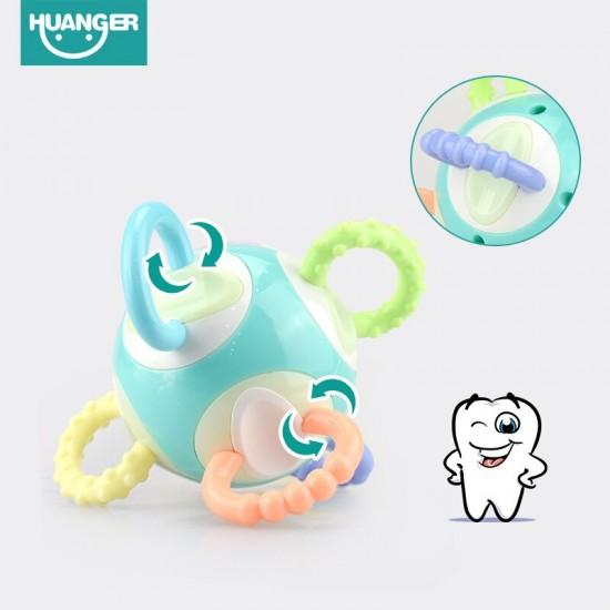 Jucarie Dentitie Minge Huanger