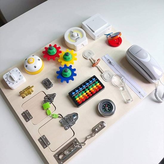 Placa cu activitati Educatie Montessori