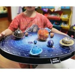 Sistem solar Puzzle 3D