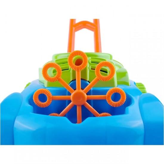 Masina de facut baloane - Albastra