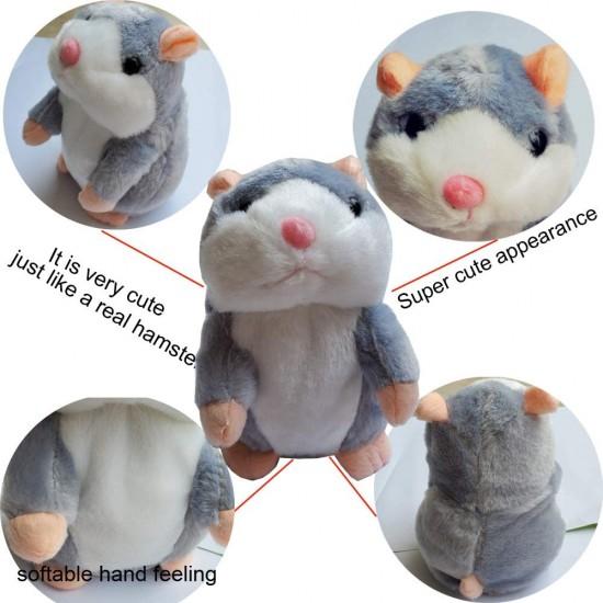 Jucarie Hamsterul Vorbitor