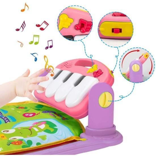 Satea activitati bebelusi Piano Fitness Rack