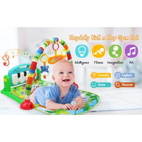 Saltea activitati Baby fitness piano