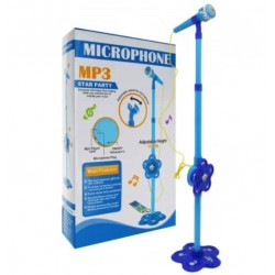 Microfon reglabil cu mufa MP3