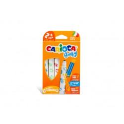 Carioca Baby set 6 culori  2ani+