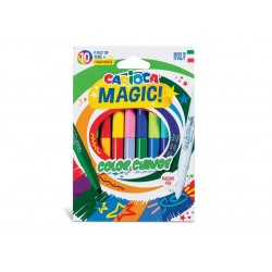 Carioca  Magic Erasable - Color Change