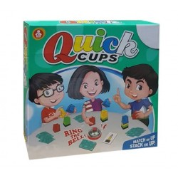 Joc de societate Quick cups