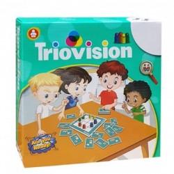 Joc de societate, Triovision