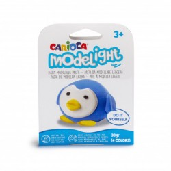 Plastilină ModeLight Carioca Pinguin