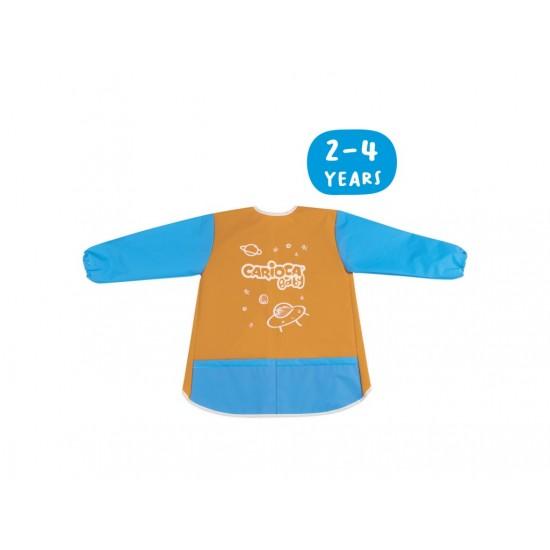 Șorț pentru pictura Carioca Baby 2-4 ani