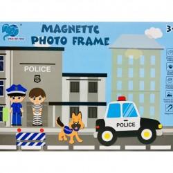 Puzzle Magnetic Sectia de Politie