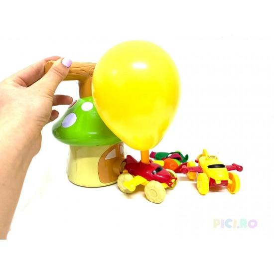 Avioane cu Baloane
