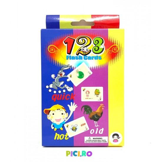 Carduri Flash Elemente