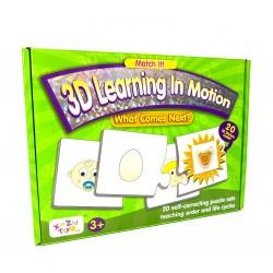 Joc de Asociere cu Carduri 3D