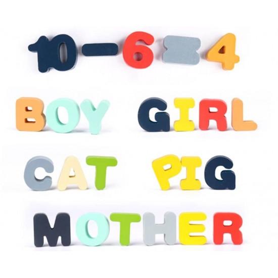 Joc Multifunctional Logaritmic Cifre, Litere, Semne de calcul