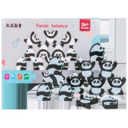 Ursuleti Panda in echilibru Kabi