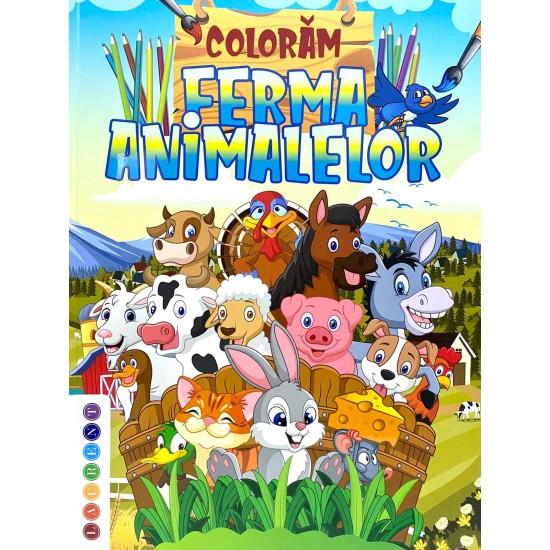Coloram Ferma Animalelor
