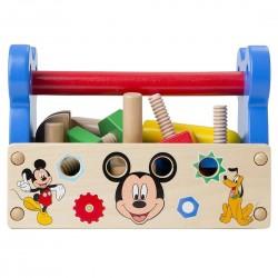 Trusa cu scule Mickey Mouse Melissa&Doug