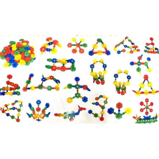Joc de imaginatie Educativ Floricele