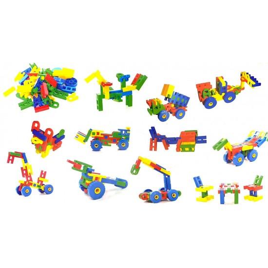 Joc de imaginatie Educativ Vehicule