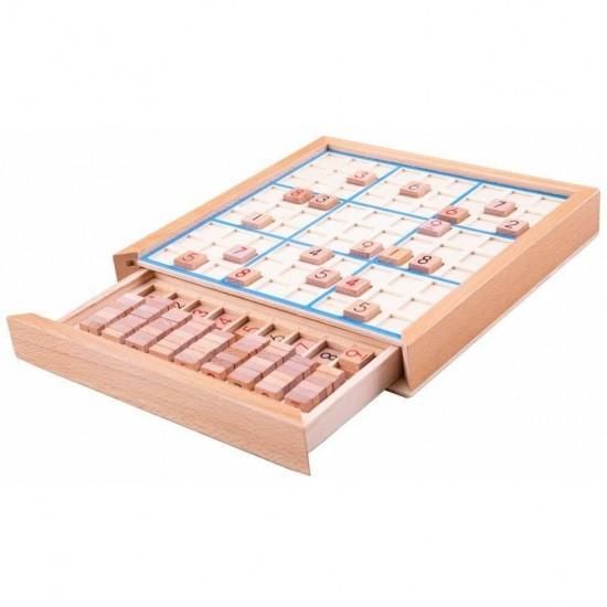 Joc educativ Sudoku