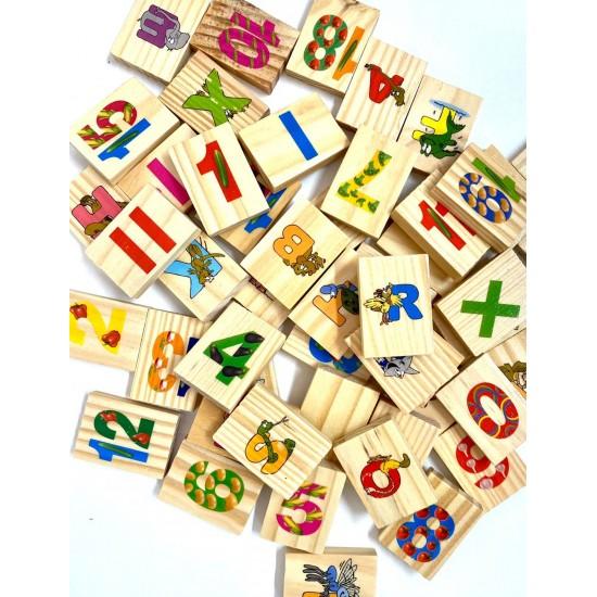 Tablita Magnetica Multifuntionala Litere si Cifre