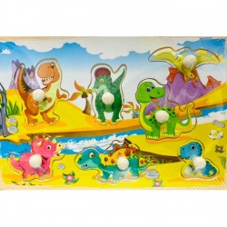 Puzzle 7 Dinozauri