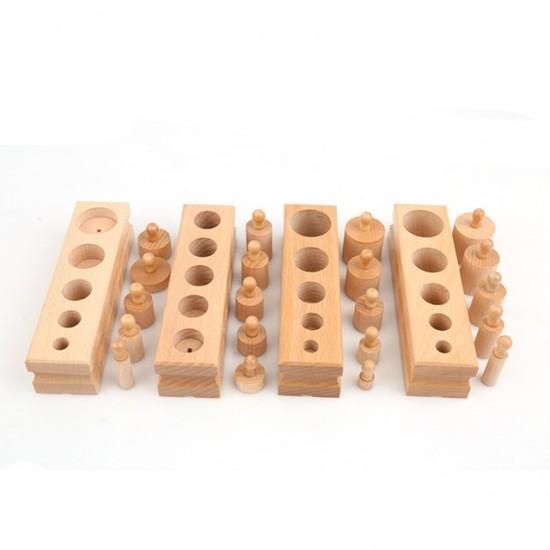 Cilindrii Montessori