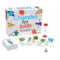 Joc de mima Charades for kids