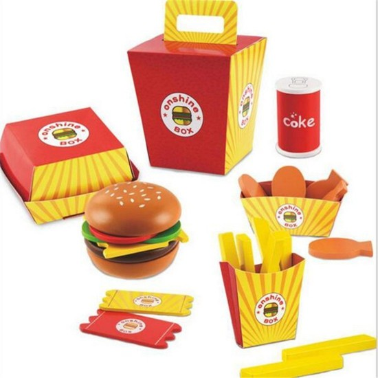 Happy Meal OnShine din lemn