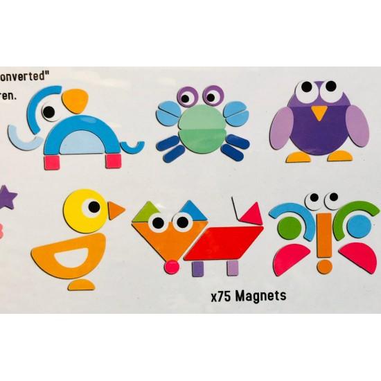 Carte Magnetica Forme Geometrice