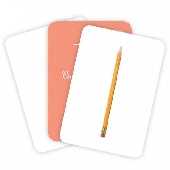 Carti de joc Montessori - Notiuni opuse