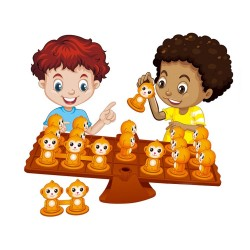 BALANCE MONKEY - Board game