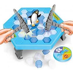 "Joc interactiv ""Capcana pinguinilor"""