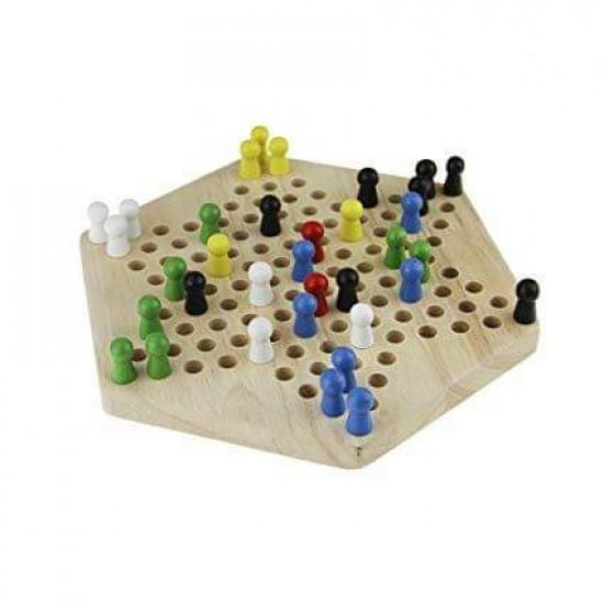 Joc cu Pioni Colorati Checkers Games