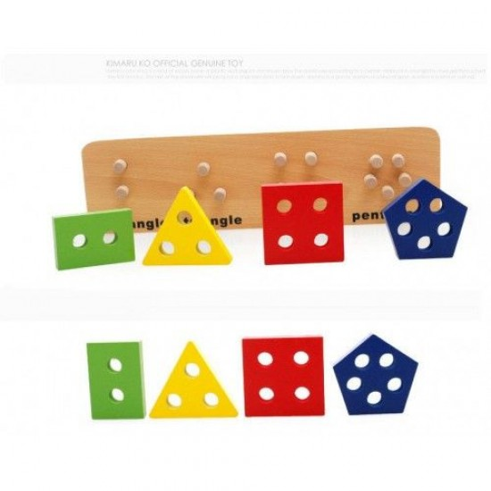 Montessori Forme Geometrice