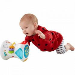 Toba interactiva pentru bebelusi 2 in 1