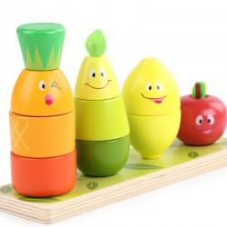 Turn stivuire legume