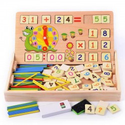 Joc multifunctional Montessori educativ