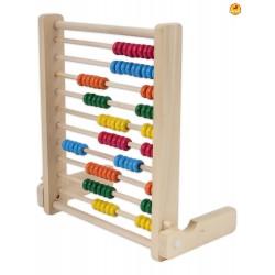 Abac din lemn pliabil