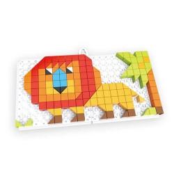 Puzzle cu animale 248 piese