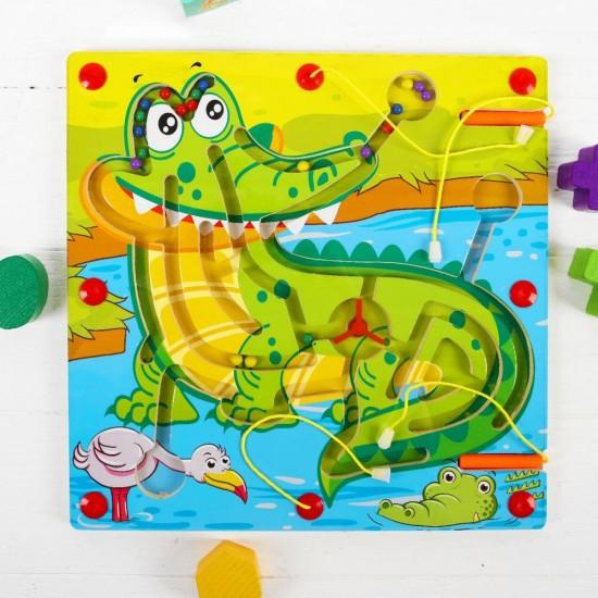 Labirint Crocodil