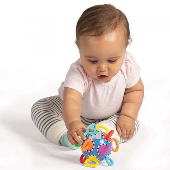 Minge interactiva educativa Bebelusi 3 in 1