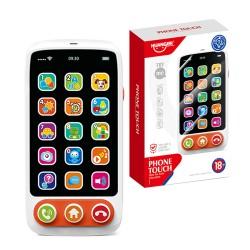 Telefon Smartphone interactiv touchscreen Huanger Toy
