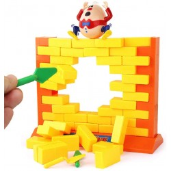 """""""Zidul lui Humpty Dumpty"""" Joc de echilibru si indemanare"""