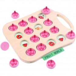 Joc de memorie Roz