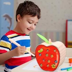 Joc Magnetic Montessori Marul