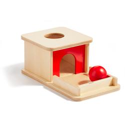 Conceptul de permanență a obiectului Montessori