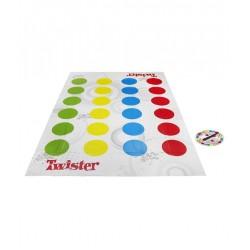 Joc distractiv de echilibru si flexibilitate - twister